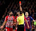 Diego Costa se niega a entrenar con el Atlético