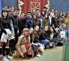 IES Barañáin culmina en el Parlamento su Erasmus+