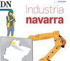 ¿Qué sectores industriales crean más empleo en Navarra?