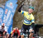 El alemán Schachmann prolonga su racha dulce en la Vuelta al País Vasco