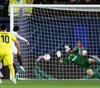El Valencia golpea primero y se acerca a semifinales