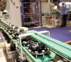 La producción industrial de Navarra crece un 3,1% en mayo respecto a 2018