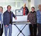 El teclado de Lino Otano volvió a Mutilva