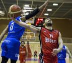 La derrota más sufrida del Basket Navarra