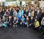 Más de mil personas inauguraron en Baluarte el primer día de Expofamily