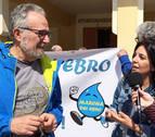 Unidas Podemos defiende el río Ebro y pide