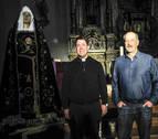 Carcastillo ultima los preparativos de la subasta de pasos de Semana Santa
