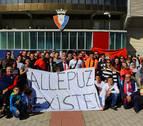 El Patxi Puñal Arena de Teruel se inaugurará el 15 de junio y asistirá el excapitán rojillo