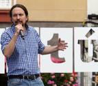 Iglesias estará este miércoles apoyando a las candidaturas navarras en Pamplona