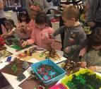 Agenda del domingo en Expofamily: Legos, gigantes, mesas redondas sobre el divorcio o internet