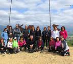 La UPNA da comienzo a una actividad para recorrer el Camino de Santiago baztanés