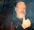 La justicia de Estados Unidos acusa a Julian Assange de espionaje