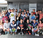Gabarrús-Sexmilo y Zaratiegui-Sanz ganan el Trofeo Ristorante Ginos