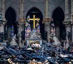 Más de 700 millones en donaciones para reconstruir Notre Dame