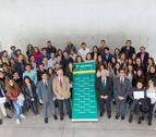 45 alumnos de la UN reciben las becas Global Internship de Caja Rural de Navarra