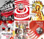 El concurso de carteles de fiestas de Tudela duplica la participación de 2018