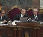 Marchena rechaza confirmar la sentencia y dice que &quottodo está abierto