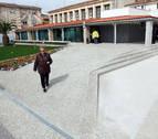 Ribaforada elimina las barreras arquitectónicas en la plaza Félix Buil