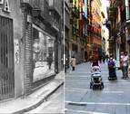 IMAGEN INTERACTIVA | Cuando cambió... la calle Zapatería