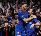 El Chelsea de Azpilicueta sentencia el pase a semifinales