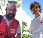 Dos navarros se suman al operativo de Cruz Roja en Mozambique