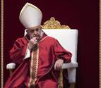 Premio Jaime Brunet para el papa Francisco por su defensa de los refugiados