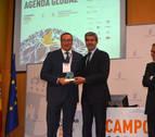 Conceden un premio a Legarda por sus iniciativas medioambientales
