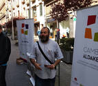 Cambio-Aldaketa defiende el desmantelamiento del polígono de tiro de Bardenas