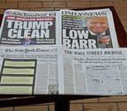 La Cámara de Representantes de EE UU exige el informe Mueller sin censura