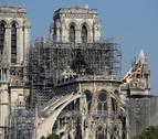 ¿Arderían las iglesias góticas de Navarra como lo hizo la de Notre-Dame de París?