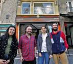 La calle Mercaderes de Pamplona, un detalle de exclusividad