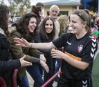 Osasuna Femenino conocerá hoy su rival en el 'playoff'