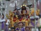 Una exposición de clicks recrea las principales cofradías de Sevilla