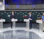 Un debate bronco deja en el aire las preguntas sobre pactos e indultos