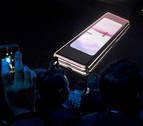 Samsung aplaza el lanzamiento de su móvil plegable