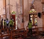 Varios atacantes suicidas se inmolaron en los atentados en serie en Sri Lanka