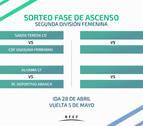 Osasuna Femenino se medirá al Santa Teresa de Badajoz en la fase de ascenso