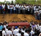 Los muertos tras los atentados de Sri Lanka se elevan a 310