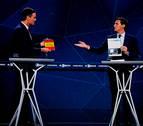 Los candidatos critican los insultos y las interrupciones en el debate