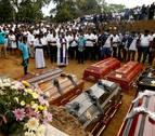 Llegan a España los cadáveres de los españoles fallecidos en Sri Lanka