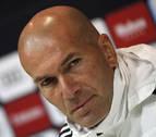 Zidane dice que fue el propio Bale quien pidió no jugar contra el Bayern