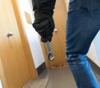 Denunciados 12 robos en pisos de Pamplona en Semana Santa