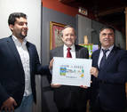 La Orden del Volatín de Tudela celebra su 50 aniversario en el cupón de la ONCE