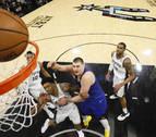 Los Spurs se imponen a los Nuggets y fuerzan el séptimo partido