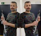 José Luis Larraburu, en paz con el oboe