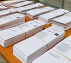 El voto de 2.502 navarros en el exterior se conocerá el miércoles