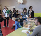 El PSOE fagocita a Podemos pero Navarra Suma gana en la Comarca