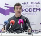 "Santos: ""Tenemos que convencer a esos 68.000 navarros de que nos vuelvan a votar"""