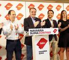 Esparza aplaude la unión de Navarra Suma,