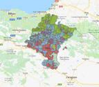 Solo en 27 municipios de Navarra se han conseguido mayorías absolutas